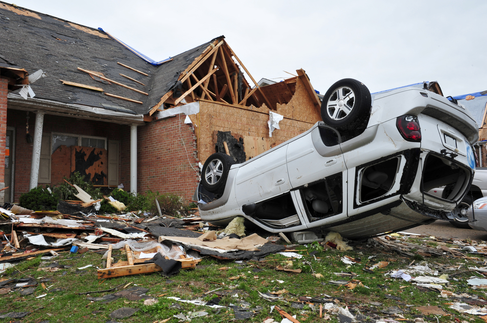 storm damage homeowners insurance